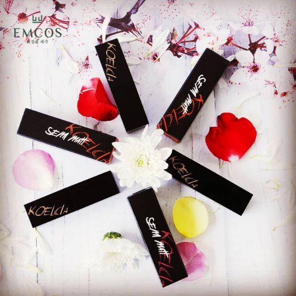 Son Semi Matte Lipstick chính hãng, Semi Matte Lipstick, review son Semi Matte Lipstick, bảng màu son Semi Matte Lipstick, giá son Semi Matte Lipstick, Semi Matte Lipstick mua ở đâu