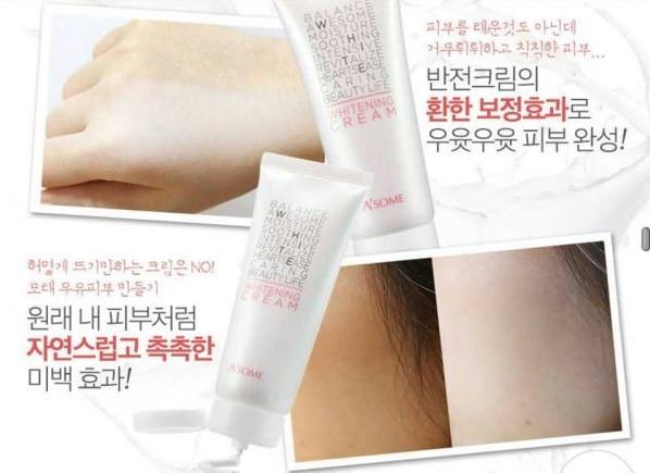 Kem trắng da A'some Whitening Cream – Sự lựa chọn hoàn hảo cho làn da của bạn