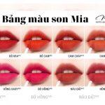Sự thật son Mia Cosmetic có tốt không? Tham khảo ngay!