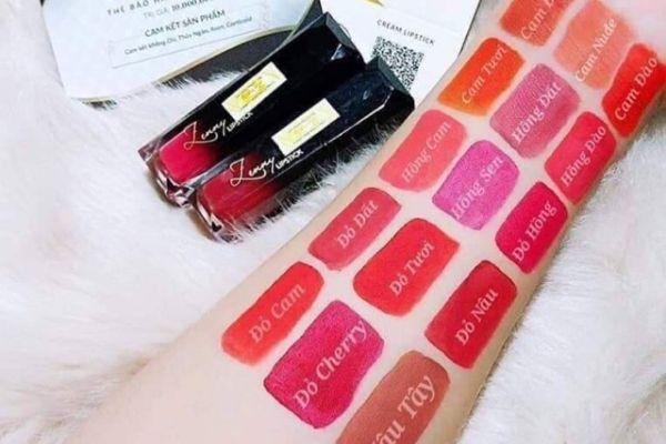 Son kem Zenny Lipstick có tốt không? Review chân thực từ khách hàng cho biết bạn nên dùng hay không!