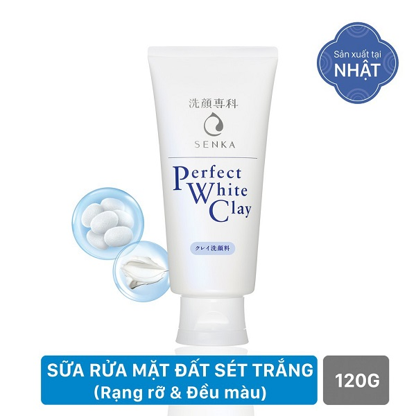 sữa rửa mặt senka trắng dành cho da gì, sữa rửa mặt senka trắng review, sữa rửa mặt senka trắng có tác dụng gì, sữa rửa mặt senka trắng dụng cho da gì, sữa rửa mặt senka trắng có độ ph bao nhiêu, sữa rửa mặt senka trắng giá bao nhiêu, sữa rửa mặt senka white clay, sữa rửa mặt senka perfect white clay